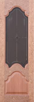 Ламинированные двери идеально подходят для межкомнатных проемов